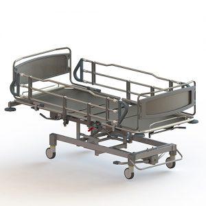 Кровать медицинская функциональная секционной конструкции «Ставро-Мед» по ТУ 9452-002-51105893-2011. КФ 210