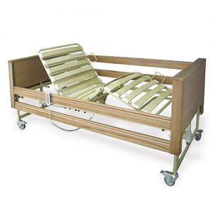 Кровать медицинская функциональная секционной конструкции «Ставро-Мед» по ТУ 9452-002-51105893-2011. КФ 250