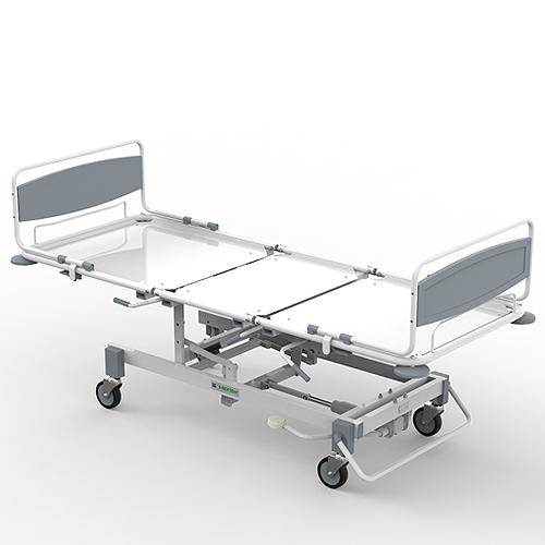 Кровать медицинская многофункциональная 3-х секционная КММп N5-001