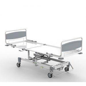 Кровать медицинская многофункциональная 2-х секционная КММп N3-001