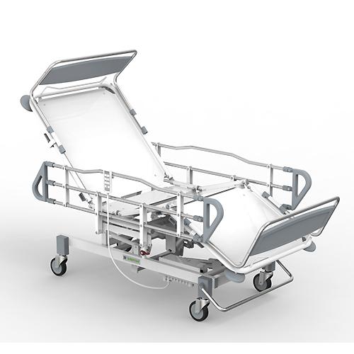 Кровать медицинская многофункциональная 4-х секционная КММэ-1.00-001
