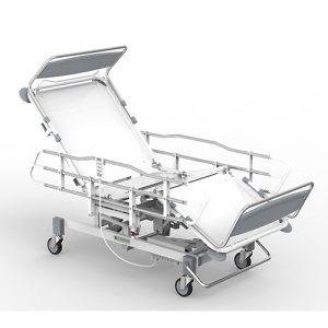 Кровать медицинская Электон многофункциональная 4-х секционная КММэ серия 20.2.2.-001