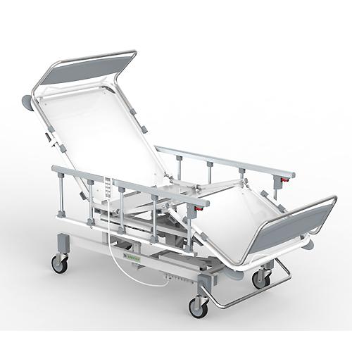Кровать медицинская Электон многофункциональная 4-х секционная КММэ серия 20.4.0.-001
