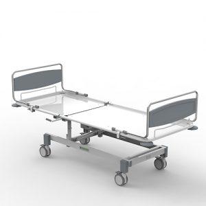 Кровать медицинская Электон многофункциональная 2-х секционная пневматическая КММп N1-001